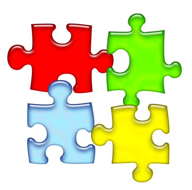 Microsoft Free Clip Art Puzzle