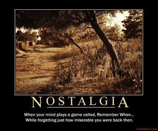Nostalgia