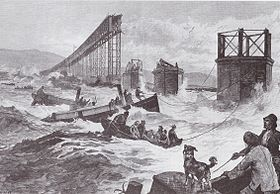 Catastrophe_du_pont_sur_le_Tay_-_1879_-_Illustration