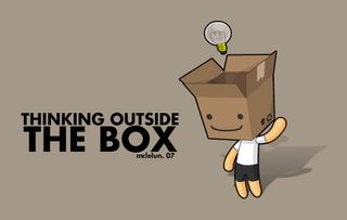 Thinking_Outside_The_Box_by_mclelun