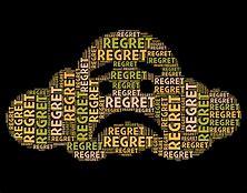 Regretwordcloud