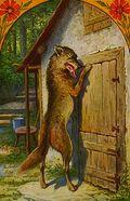 Wolf-at-the-door-1934-oskar-herrfurth-1862-1934-us-public-domain-photo-reprod-of-pd-artartist-life70commons-wikimedia-org