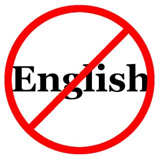 Not-english