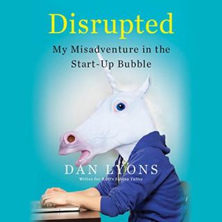 Disruptedthebook