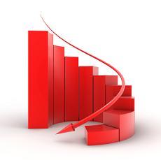 Downward-trajectory