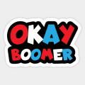 Okay boomer