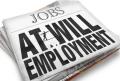 Employmentatwill